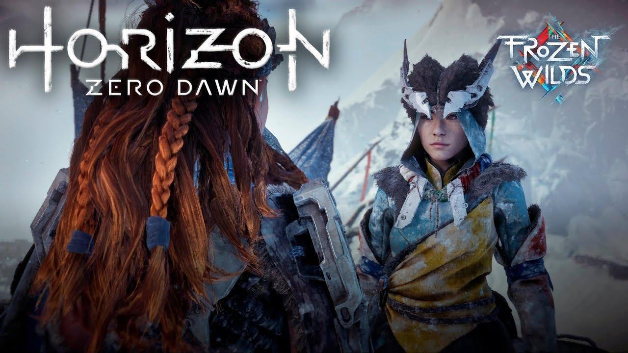 🏆Horizon Zero Dawn  The Frozen Wilds - Passou no Desafio da Ikrie (Guia de  Troféu)🏆 167d3a8f21617