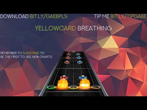 Yellowcard - Breathing (Chart Preview)