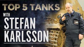 Arsenalen - Swedish Tank Museum | Top 5 Tanks | The Tank Museum