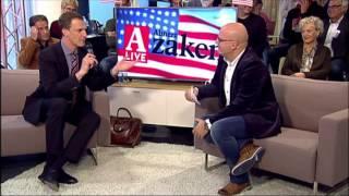 Greg Shapiro doet schokkende uitspraken Amerikaanse verkiezingen