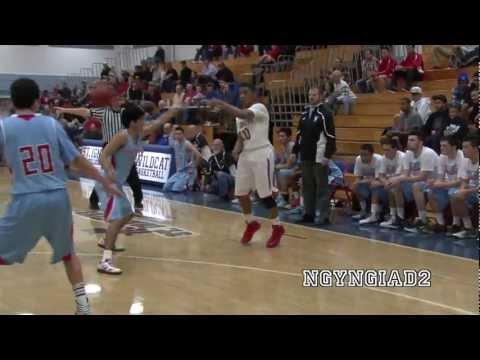 Saint Ignatius Boys Basketball 2012-13 Highlights