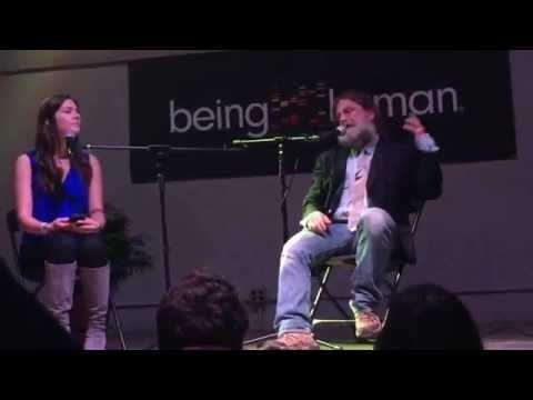 Robert Sapolsky SF Being Human Q&A