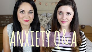 Anxiety Q&A With FacesByGrace! #AskMelaniie