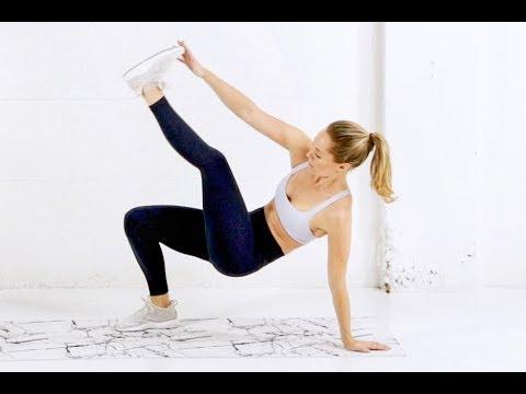 Bodyweight TABATA Workout // No Equipment