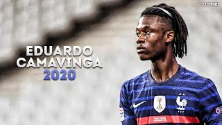 Eduardo Camavinga - The Future of France 2020 | Magic Skills & Goals | HD