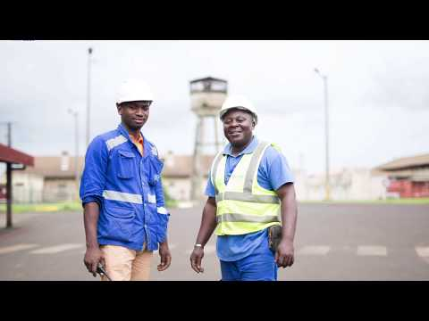 Gabon : terre