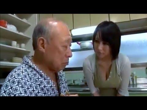 Melayani Nafsu Kakek di Belakang Suamiku   Bokep Jepang 2