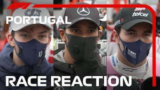 2020 Portuguese Grand Prix: Post-Race Driver Reaction