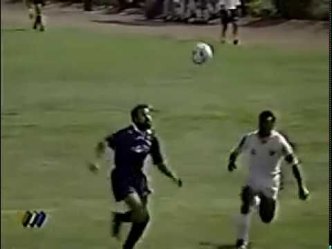 Universidad de Chile Vs Cobresal Final Torneo Nacional 1994