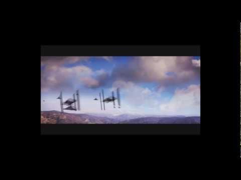 The Making of Sidewalk Wars - A Star Wars Fan Film -  Episode 1