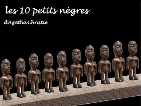 Les 10 petits nègres d'Agatha Christie Pièce de théatre à Lorry-lès-Metz poster
