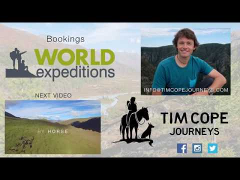 Mongolia Five Gods: Trek, Ride, Paddle Summit to Steppe with Tim Cope