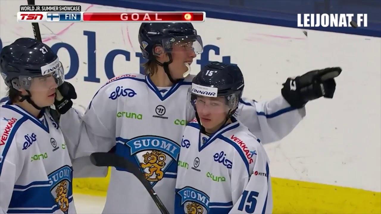 Suomi Usa U20
