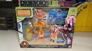 Lanard Toys Alien Collection Xenomorph Swarm Planetary Attack