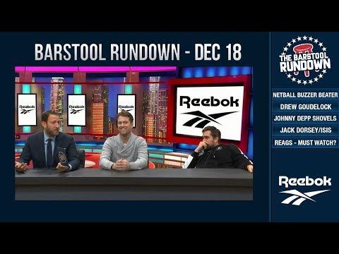 Barstool Rundown - December 18, 2018