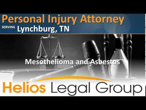 Lynchburg Personal Injury Attorney - Tennessee