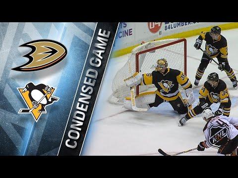 12/23/17 Condensed Game: Ducks @ Penguins