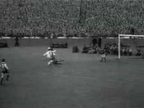 Real Madrid 7 Eint. de Frankfurt 3 (5 copa de europa)