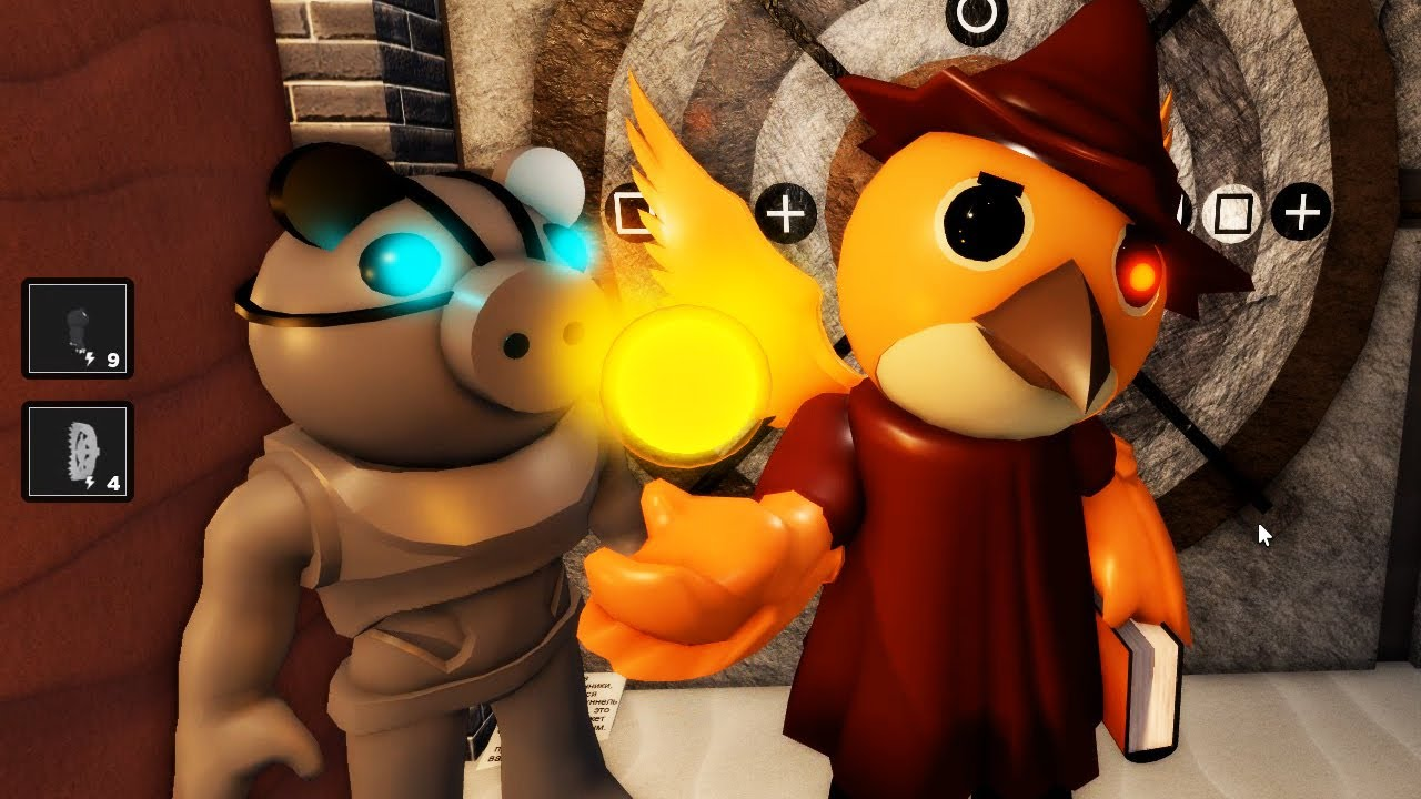 PHENNA VS ROBBY ROBLOX PIGGY 2 CHAPTER 10
