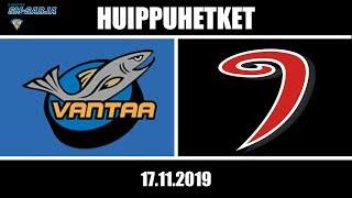 Huippuhetket 2019 - 2020: K-Vantaa vs. JYP