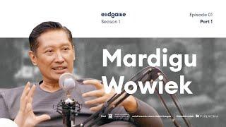 "Narator Bangsa Harus Bisa Berimajinasi   #Endgame with Mardigu Wowiek ""Bossman Sontoloyo"" (Part 1)"