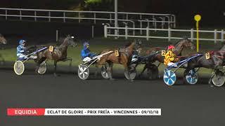 Vidéo de la course PMU PRIX FREIA