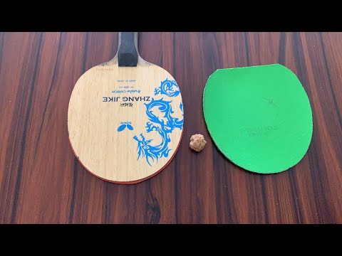 Best Way to Clean Glue from Used Table Tennis Rubber