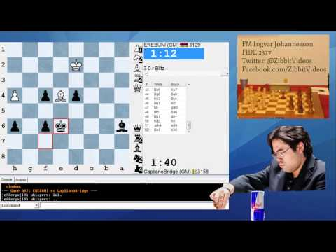 ICC Open 2014 Final Match - Nakamura vs EREBUNI
