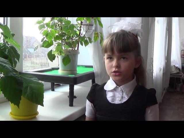 Изображение предпросмотра прочтения – АлисияПономарёва читает произведение «Весна (Зима не даром злится…)» Ф.И.Тютчева
