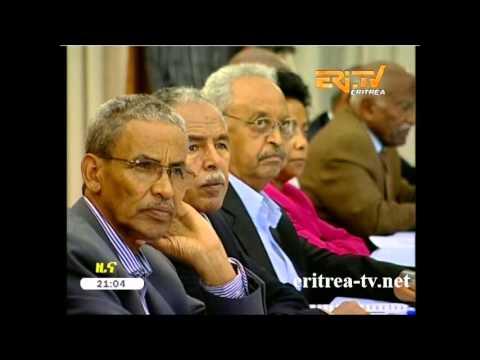 Eritrean PIA meeting with Ministers - 19 November 2015 - Eritrea TV