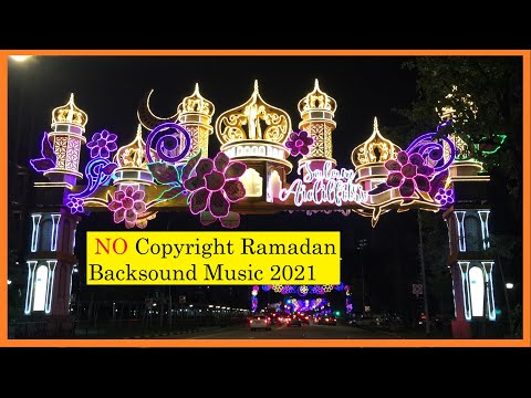 2 minutes No Copyright Ramadan Backsound Music 2021 - Middle East Music Joyful Ramadan