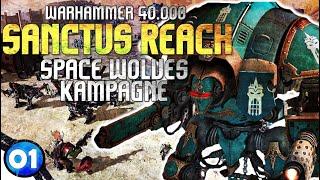 Angespielt Warhammer 40,000: Sanctus Reach –#01 [Deutsch|HD|60FPS]