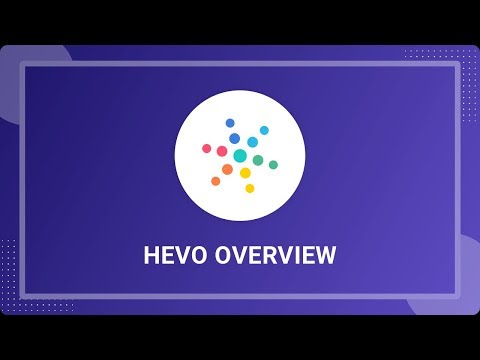 Hevo Product Overview