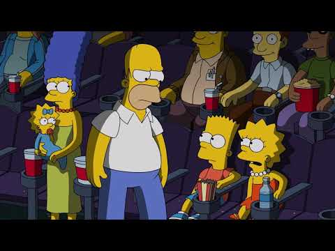 Post Credit Sequences - The Simpsons