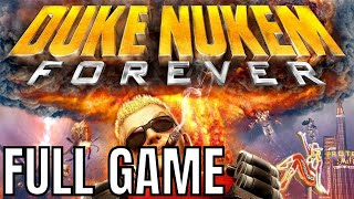Duke Nukem Forever - Full Game Walkthrough (No Commentary Longplay)