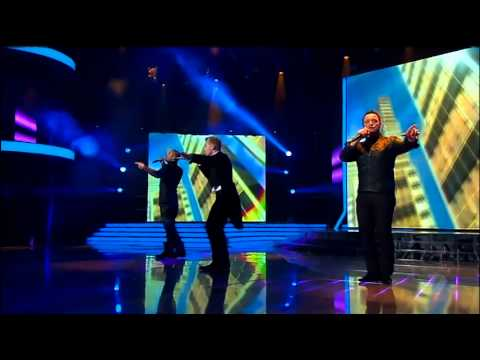 Boyzone - Life Is A Roller Coaster [X Factor]