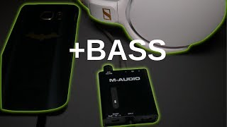 amplificador para audfonos M-Audio Bass Traveler Unboxing y Review!(2019)