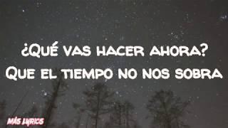 ¿Qué Vas A Hacer? (Letra) - Ricardo Montaner