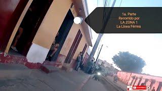 primera parte recorrido por la linea guatemala