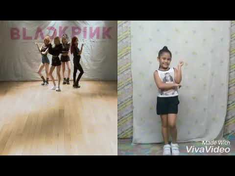 Blackpink 불장난 Playing With Fire Dance Practice Video Dance Cover