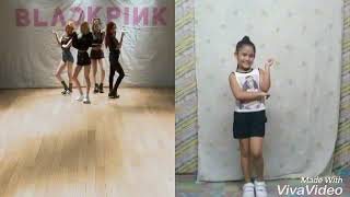 BLACKPINK - '불장난(PLAYING WITH FIRE)' DANCE PRACTICE VIDEO / Yandrei Ponce