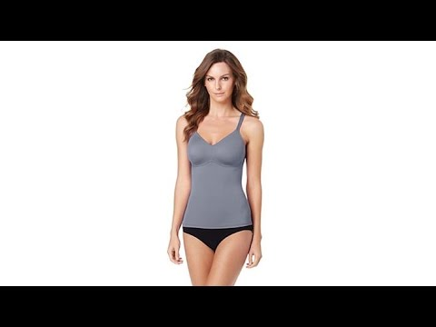 Rhonda Shear Everyday Molded Cup Camisole.  http://bit.ly/2ld6mk8