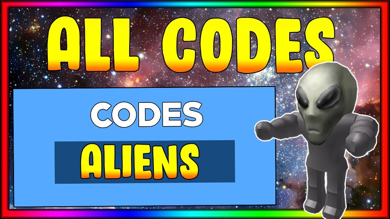 roblox alien simulator codes 2019 july All New Alien Simulator Codes Roblox Codes Youtube