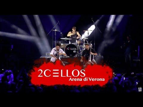 2CELLOS  The Trooper Overture [Live at Arena di Verona]