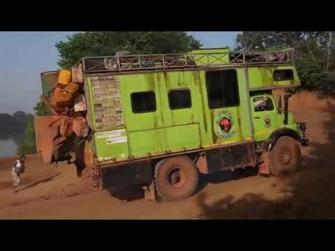 Africa Clockwise - Guinea to Guinea Bissau