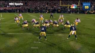 Notre Dame vs USC Game Highlights