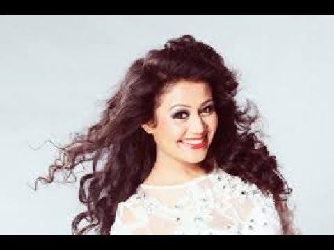 Neha Kakkar and all standing on -Hasrat Ali Performance | Sa Ra Ga Ma little Champs 17