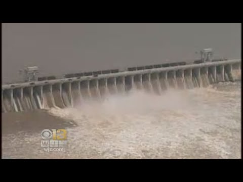 Worries Of Flooding, Pollution At Susquehanna River