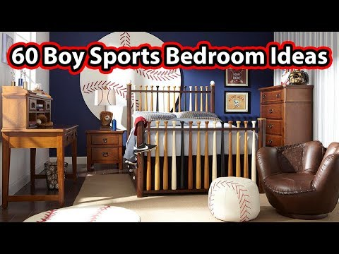 60 Cool Sports Themed Boy S Bedrooms Creative Design Ideas Youtube
