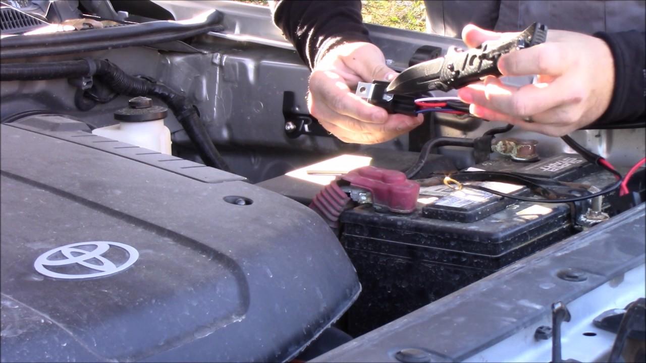 Tacoma Relay Holder Install Youtube 2006 Fuse Box Diagram